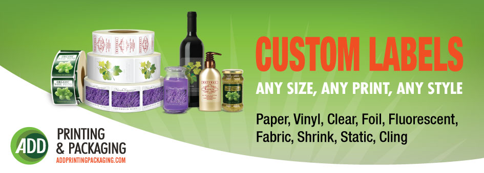 Custom Labels Banner