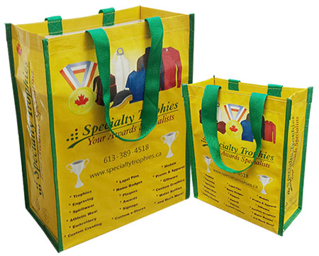 Promotional Laminated Woven Shopping Bag LWB - 102