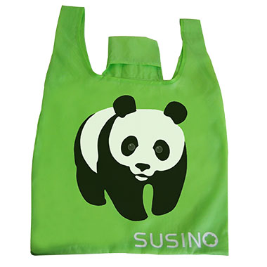 Foldable Shopping Bag with Self Pocket NPB-101B