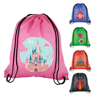 Drawstring Sports Backpack NPB-102