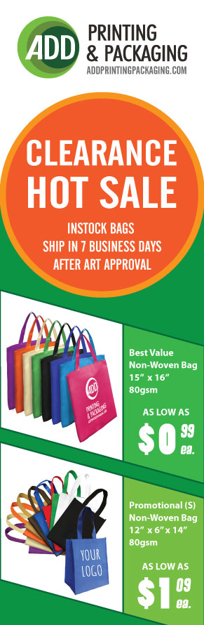 In Stock Bags Side Banner