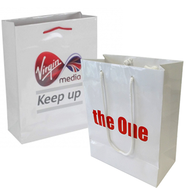 High Gloss Laminated Paper Bag LPB-101