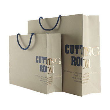 Heavy Duty Card-stock Laminated Shopping Bag LPB-105