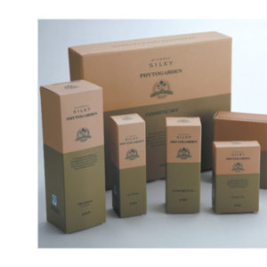 Natural Kraft Paper Cosmetic packaging Boxes
