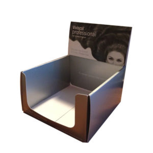 Large Double Wall Display Box DB-109