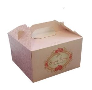 Gable Style Cake Box FBB-103