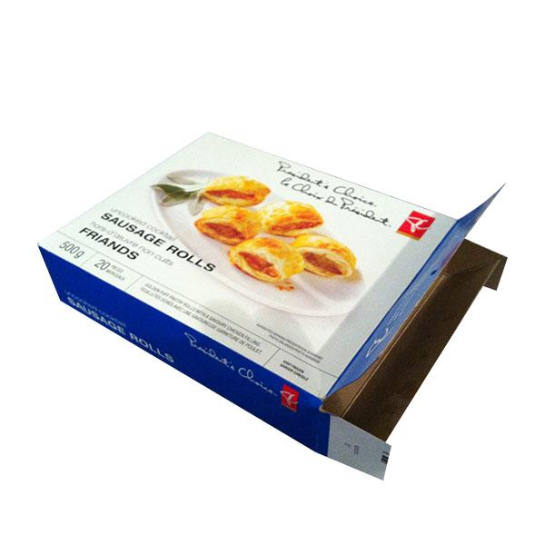 Frozen Food Packaging Box Fbb 111 Custom Printing