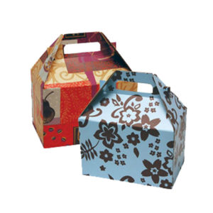 Gable Style Gift Box GB-101