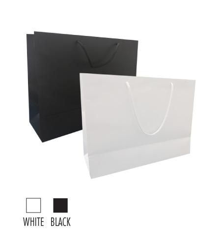 Instock Matte Laminted Paper Bags Large